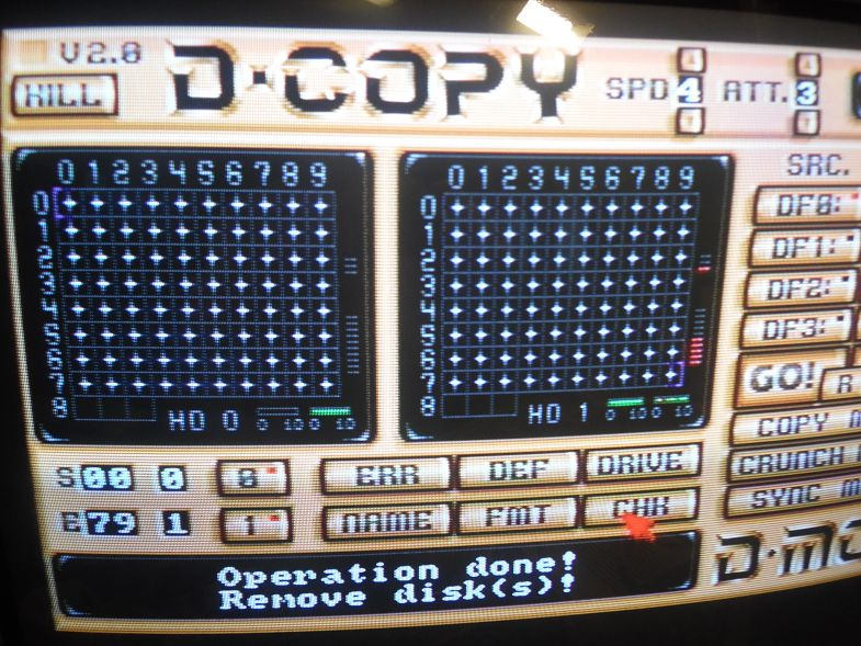 Amiga 500 Kick1 2 repair! - Stone Oakvalley Studios - One Crazy