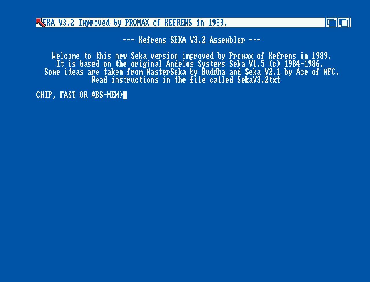 Type-in fun (Amiga) - Part #1 - Stone Oakvalley Studios